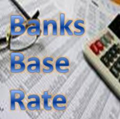 Bank Base Rate