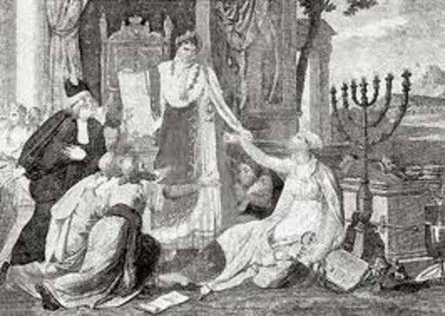 Emancipation of Jews in France