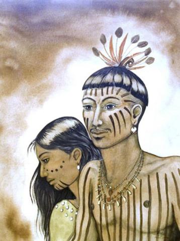 Jumano Indians
