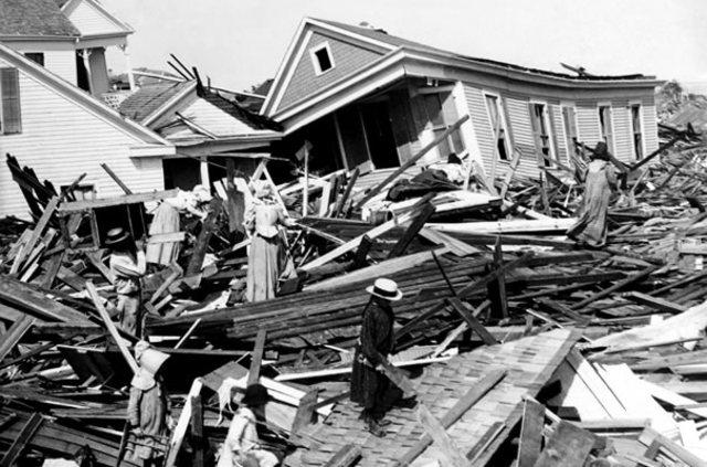 Galveston Hurricane