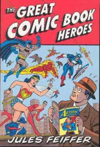 The Three C's: Concentration Camps, Conservative Judaism, Comic Books