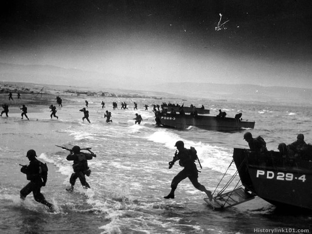 Allied invasion of Nazi-occupied Europe that began on D-Day