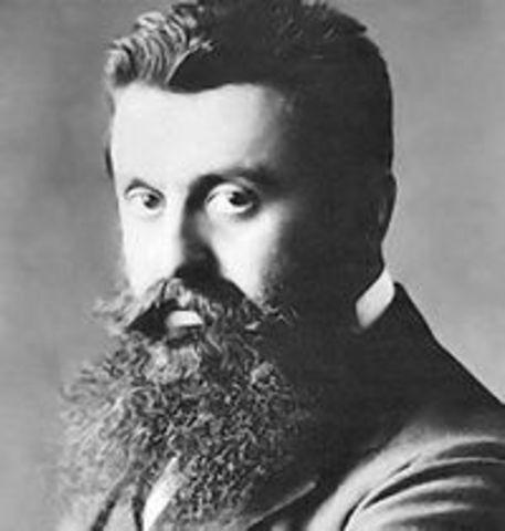 Herzl Wrote The Jewish State