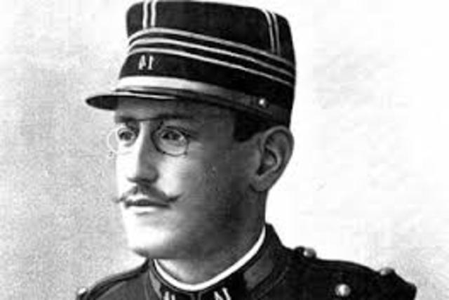 Hertzel Galvanized by the Dreyfus Affair