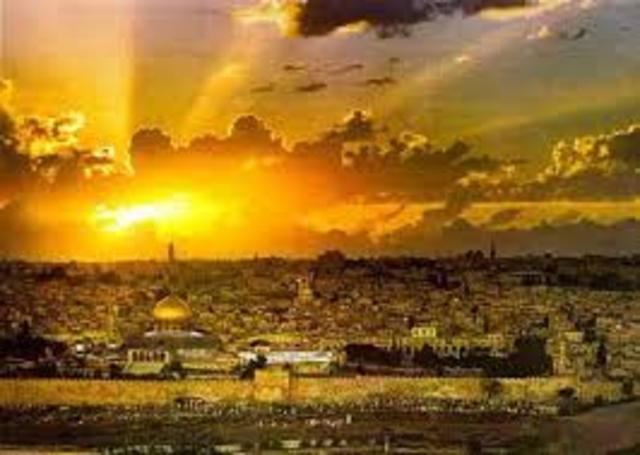 Jerusalem Under Jewish Control