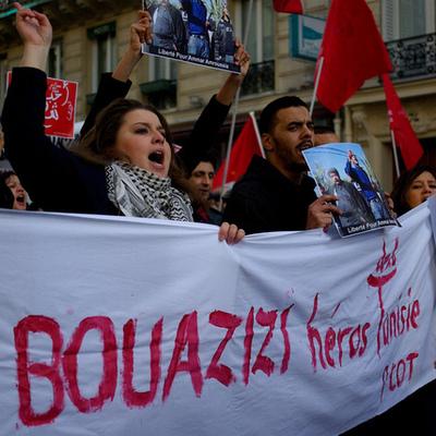 Tunisias historie frem til revolusjonen timeline