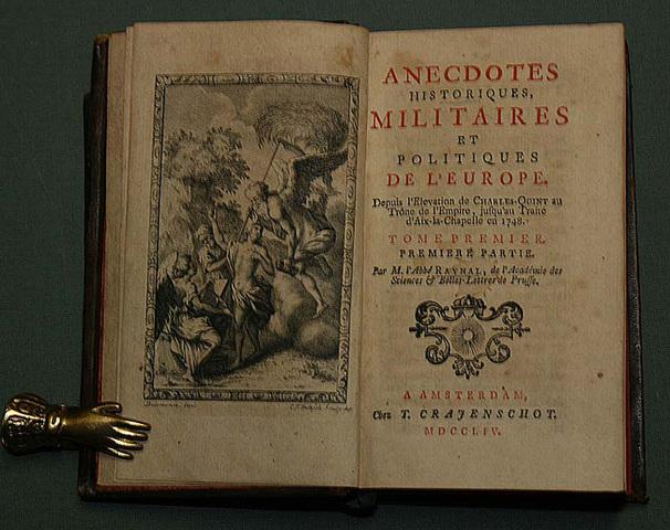 """""""Mémoires historiques militaires et politiques"""""""