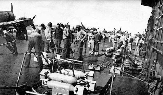 1st U.S. Navy Raid of the Pacific War (Marshall Islands)