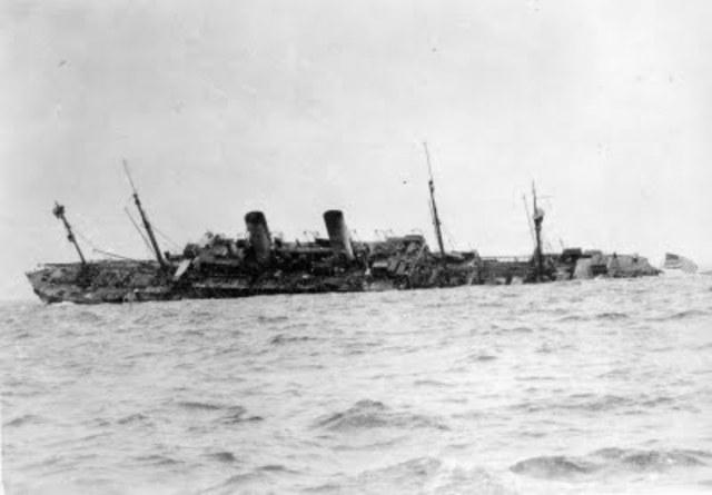 U.S. begins submarine warfare against Japanese shipping.