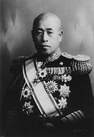 Admiral Yomamoto