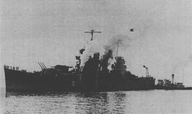 Japanese Submarine Torpedo Attack