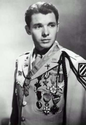 Audie Murphy in WWII