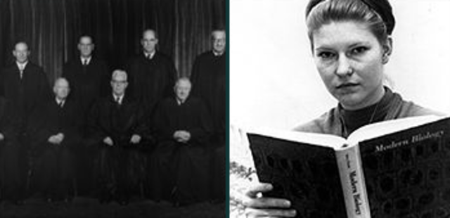 Supreme Court strikes law against evolution
