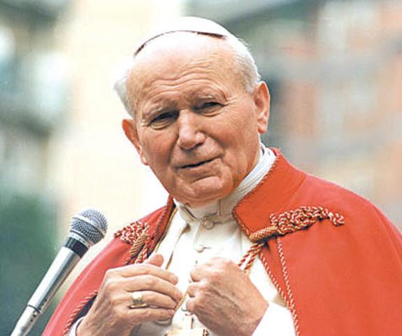 Pope Poul II