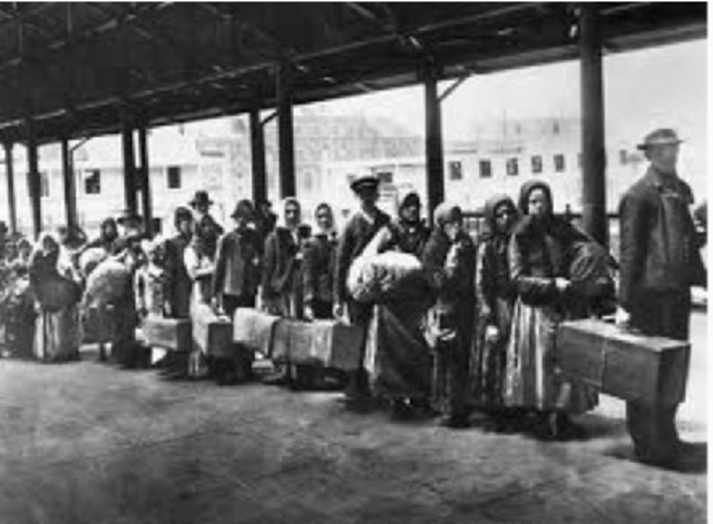 First Jewish Immigrants to America
