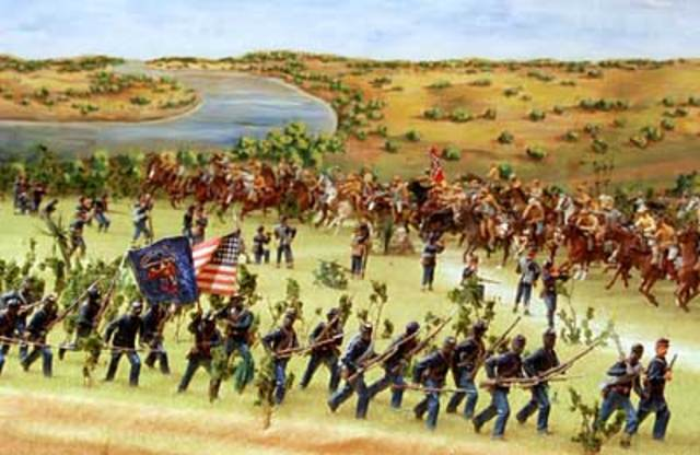 The Battle of Palmito Ranch