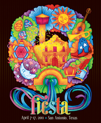 1st Fiesta San Antonio