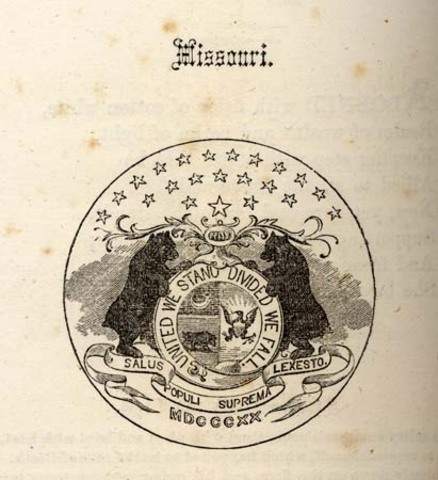 The Missouri Compromise - Two Steps Back I