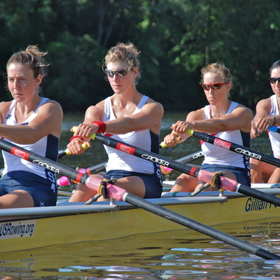 Timeline for Olympic Rowing