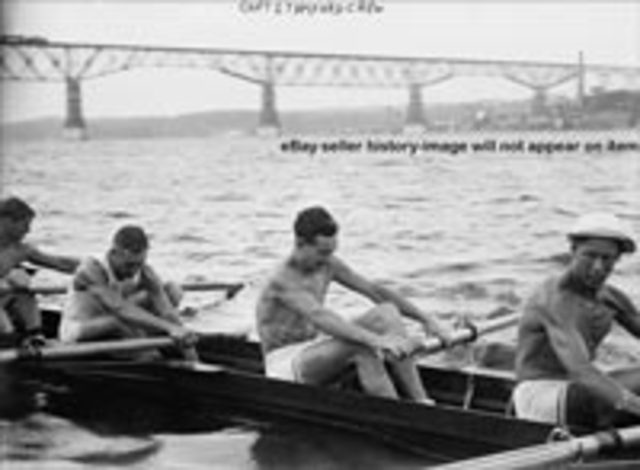 Early Rowing event