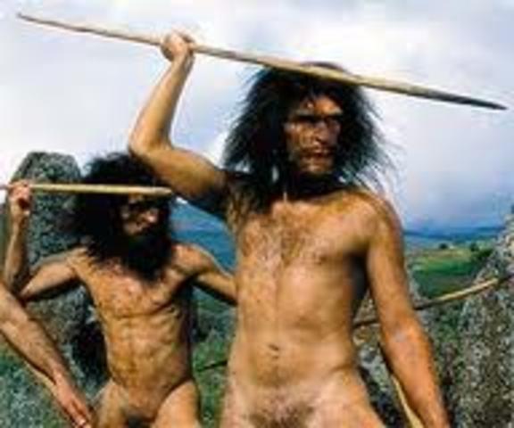 Homo heidelbergensis PARTE 1