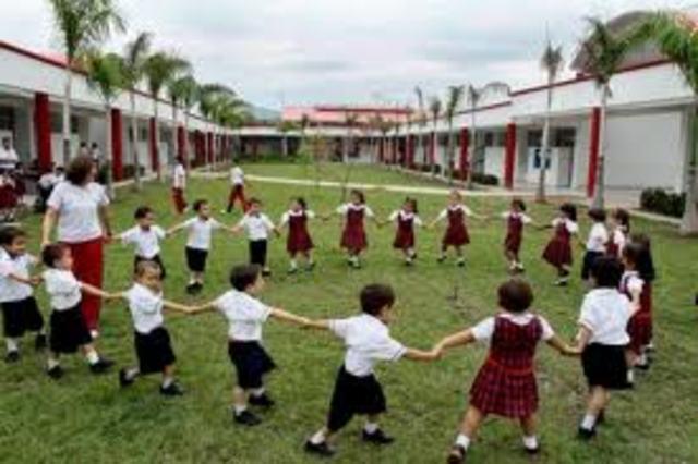 Entre al colegio