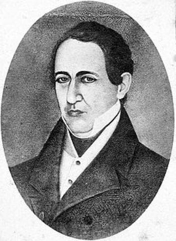 Domingo Caicedo (1783-1843) (1831)