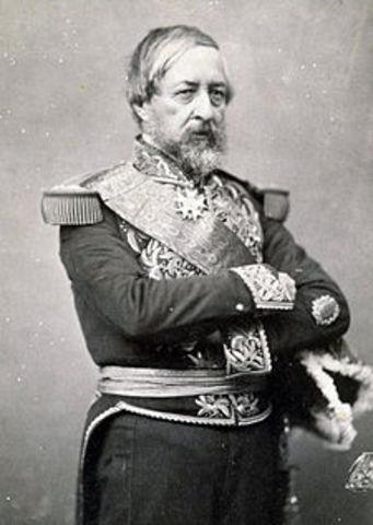 José Hilario López (1798-1869) (1849-1853)
