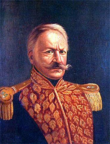José María Obando (1795-1861) (1853-1854)