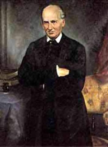 Mariano Ospina Rodríguez (1805-1885) (1857-1861)