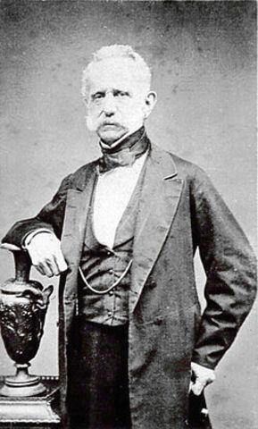 Tomás Cipriano Mosquera (1798-1878) (1861-1864)