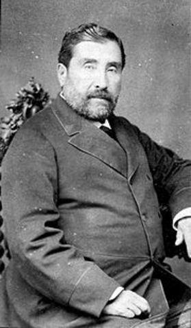 José María Rojas Garrido (1824-1883) (1866)
