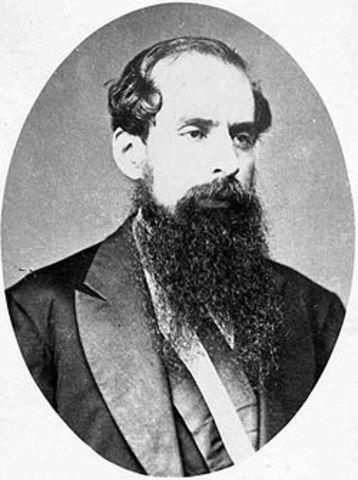 Eustorgio Salgar (1831-1885) (1870-1872)