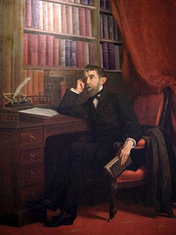 Rafael Núñez (1825-1894) (1880-1882)