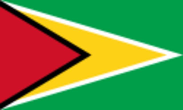 Guayana y Surinam