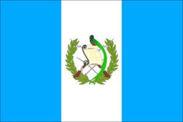Guerra de Independencia - Guatemala