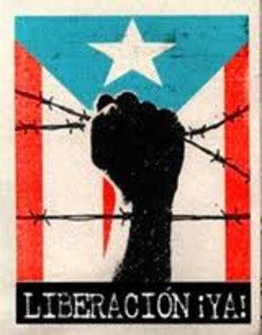 Puerto Rico - Guerra de Independencia