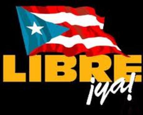 Puerto Rico - Declaracion de Independencia