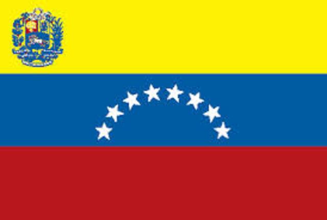 Venezuela - Guerra de Independencia