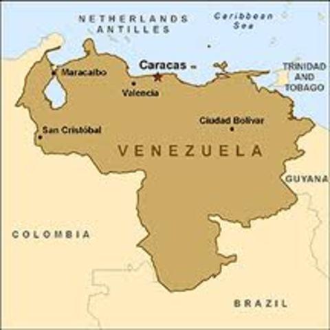 Venezuela - Declaracion de Independencia