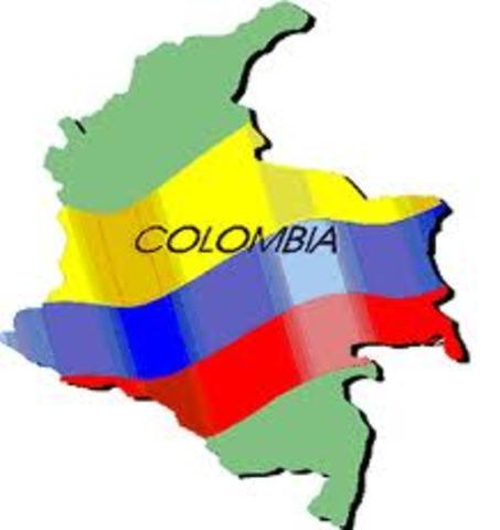 Colombia - Guerra de Independencia