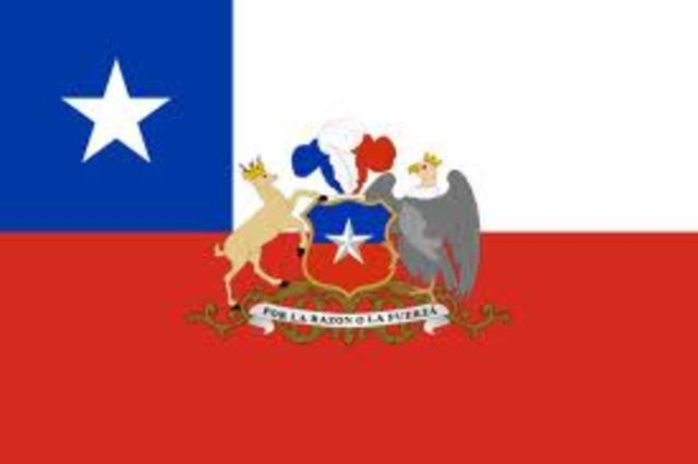 Chile - Guerra de la Independencia