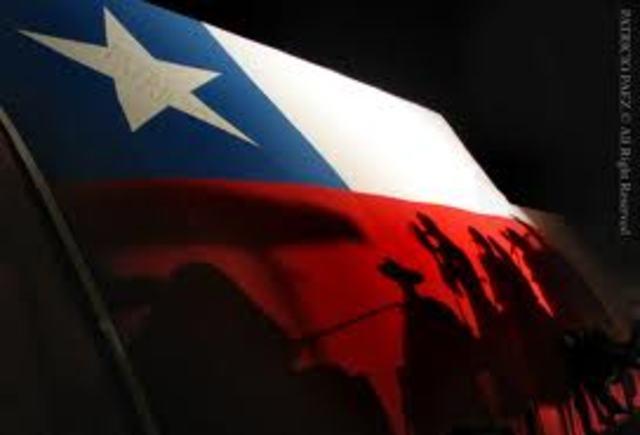 Chile - Declaración de la independencia