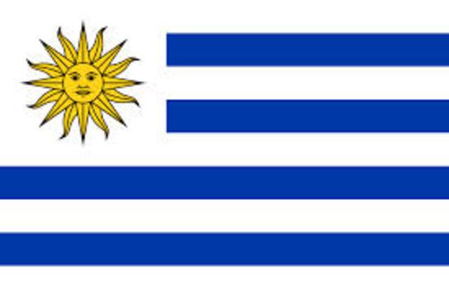 Uruguay - Declaracion de Independencia
