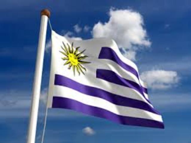 Uruguay - Declaración de independencia