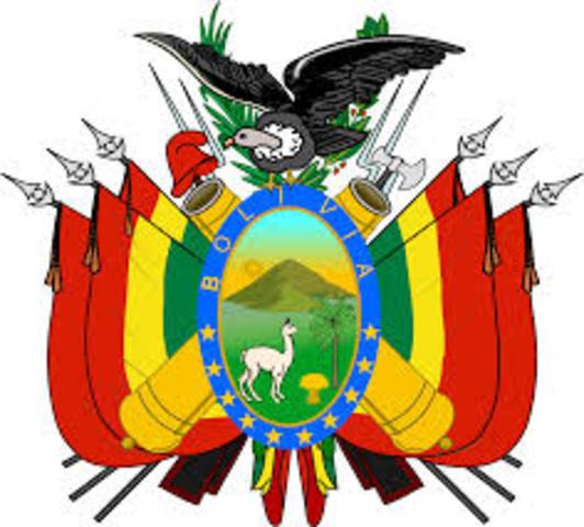 Bolivia - Declaración de Independencia
