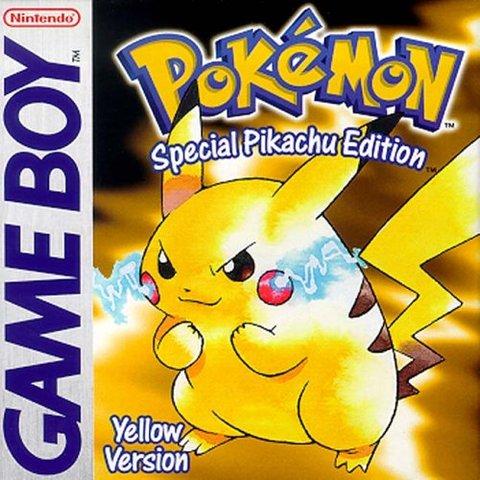 Pokemon Yellow Released