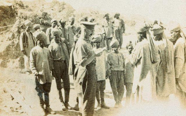 Hindu and WW1