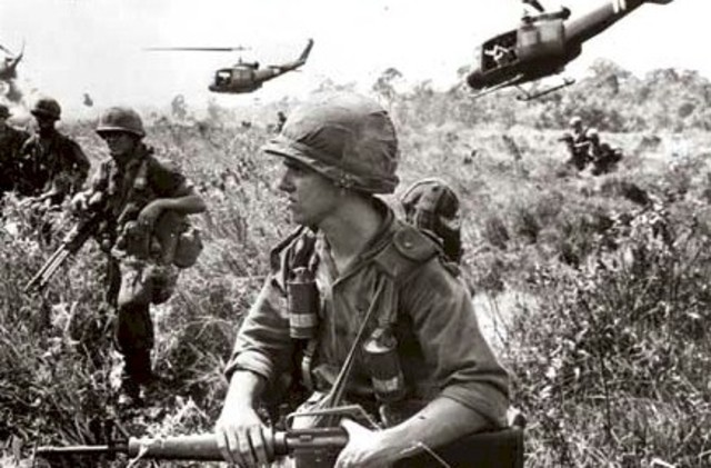 U.S. in Vietnam War