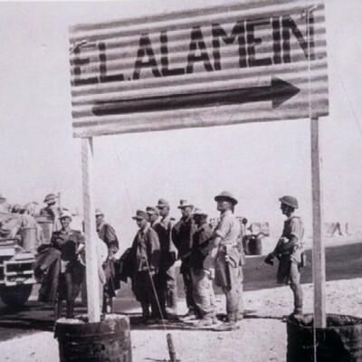Primera Batalla del Alemein timeline
